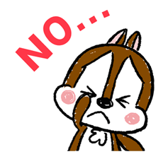 Chip 'n' Dale: Properly Cute Stickers 18