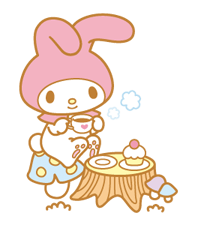 My Melody 2 Stickers 18