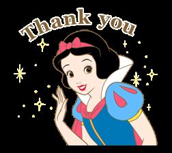 Disney Princess Cute Stickers 24