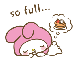 My Melody: Sweet as Can Be! Stickers 23