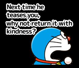 Doraemon ਦੀ ਕਹਾਵਤ ਸਟਿੱਕਰ 19