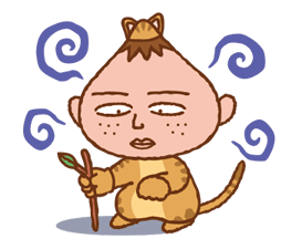 Chibi Maruko-nyan matricák 19