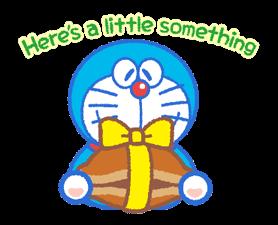 Doraemon & Dorami Stickers 19