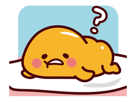 gudetama: Nice and Over Easy Stickers 19