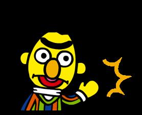 Sesame Street Stickers 17