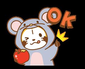 ANIMAL☆RASCAL Stickers 19
