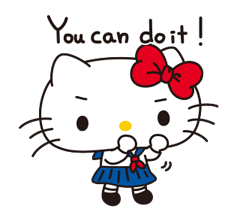 Hello Kitty: Simple and Sweet Stickres 24