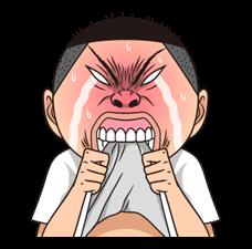 Inachu Takkyu-bu Stickers 2