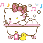 Hello Kitty: Adorable Stickers 2
