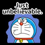 도라에몽: 스티커를 인용 2