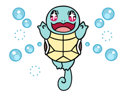 Pokémon-matricák 2