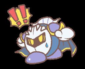 Kirby's Puffball Sticker Set 2