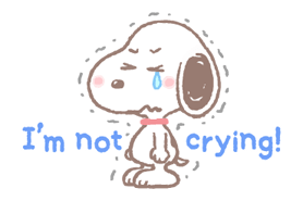 Lovely Snoopy Stickers 2 2