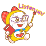 Doraemon & Dorami Stickers 2