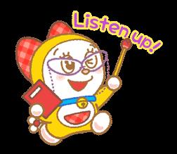 Doraemon & Dorami Stickers 2
