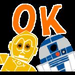 Star Wars Stickers 2