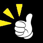 Микки и Минни: Руки наклейки 2