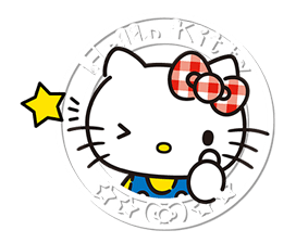 Hello Kitty Lovely Stickers 2