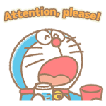 Doraemon 2 Stickers 2