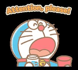 Doraemon 2 stickers 2
