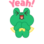 LINE Characters: Pastel Cuties Stickers 2