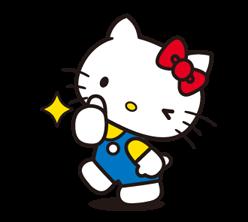 Hello Kitty 2 Stickers 2