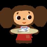 Cheburashka Stickers 1
