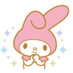 My Melody 2 Stickers 2