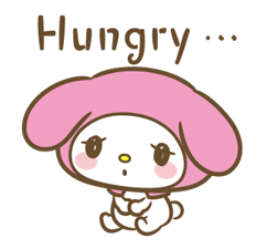 My Melody: Sweet as Can Be! Stickers 24
