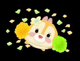 Disney Tsum Tsum Moves (Sakura Style) Stickers 20