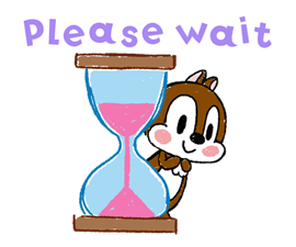 Chip 'n' Dale: Properly Cute Stickers 20
