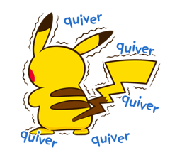 Pikachu Stickers ♪ 7