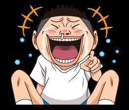 Inachu Takkyu-bu Stickers 20