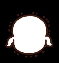 Kanahei's Piske & Usagi Come to Life! Stickers 21