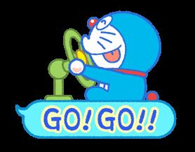 Doraemon & Dorami Stickers 21