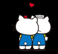 Hello Kitty 2 Stickers 21