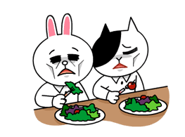 Cony and Jessica: Girls Night Out Stickers 21