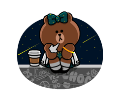 CHOCO's Fashion Fantasy! Stickers 22