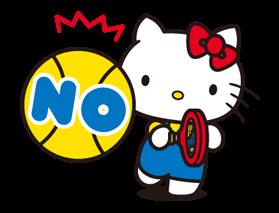 Hello Kitty 2 Stickers 22