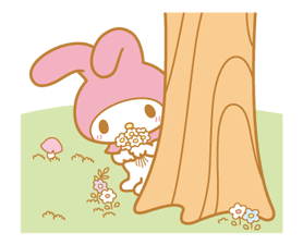 My Melody 2 Stickers 22