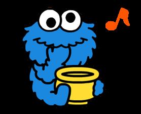 Sesame Street Stickers 20