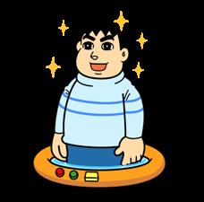 Doraemon Stickers 3 22