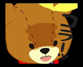 TINY☆TWIN☆BEARS Stickers 22