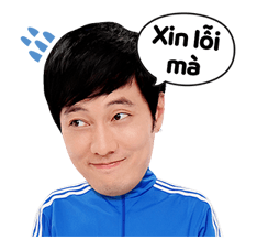 SO JI SUB Special Edition Sticker 22