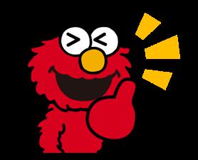 Sesame Street Stickers 21
