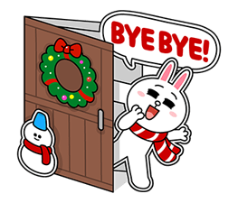 Brown Cony Greeting 23