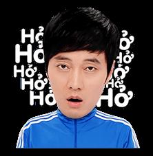 SO JI SUB Special Edition Sticker 26
