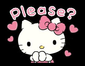 Hello Kitty's Daily Cuteness Stickers
