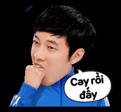 SO JI SUB Special Edition Sticker 29