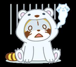 ANIMAL☆RASCAL Stickers 3